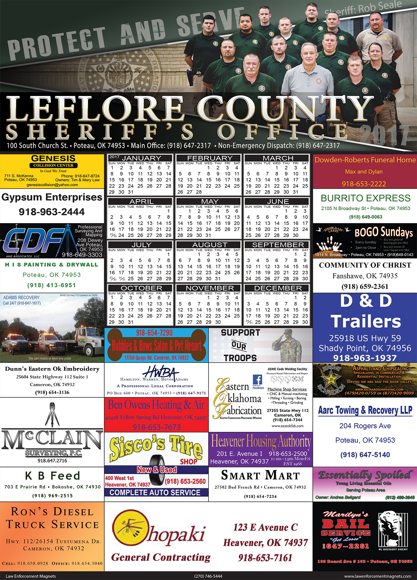 Leflore Sheriff's Office