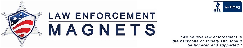 Law Enforcement Magnets